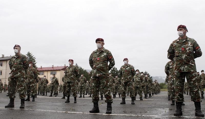 ПРВА МИСИЈА КАКО ЧЛЕНКА НА НАТО: Вод од 44 војници на АРМ денеска заминува на Косово