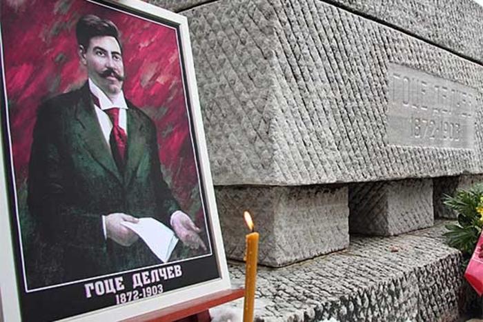 НА ДЕНЕШЕН ДЕН: Исполнет е заветот – светите коски на Гоце Делчев се носат на почивање во главниот град на слободна Македонија