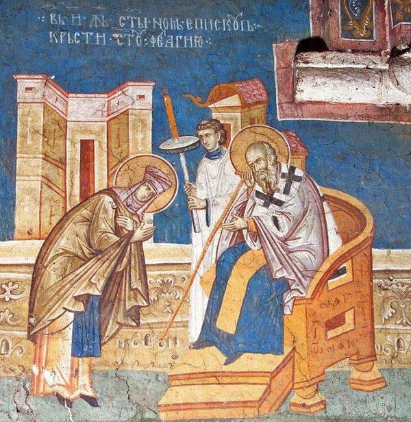 СВ. ПЕЛАГИЈА: Огромното богатство, собрано со грев, им го остави на сиромасите и тајно замина во Ерусалим