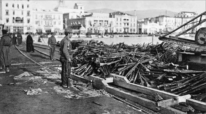 МИСТЕРИЈАТА ОД 26 ОКТОМВРИ 1912 ГОДИНА: Зошто Турците го предаваат Солун на Грција без ниту еден испукан куршум?