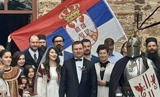 """СУПЕРМЕН ФИЛИПЧЕ ПРЕДМЕТ НА МАЈТАП: Саша Богдановиќ """"го поздрави"""" Филипче од Косово"""