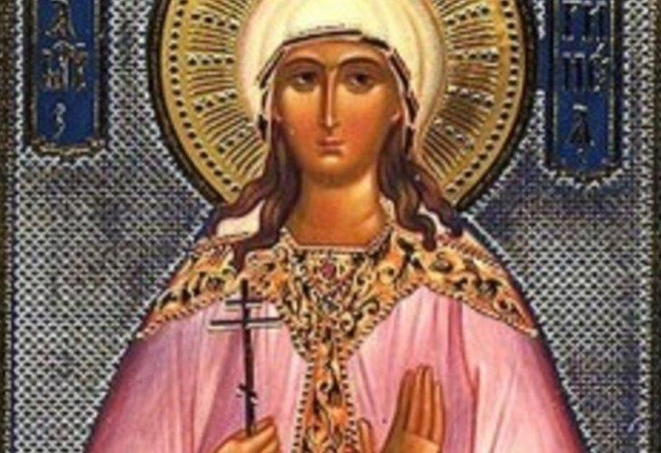 КАЛЕНДАР НА МПЦ: Денеска е Св. маченица Харитина