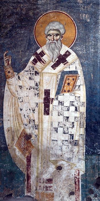 СВ. ЕРОТЕЈ: Од Христа доби двоен венец во Царството Небесно – венец на јерарх и на маченик