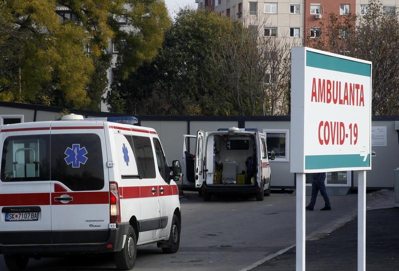 БИТКА СО КОВИД: Досега 61.543 заразени, 21.412 се активни, се активираат лекари и медицински сестри од АРМ