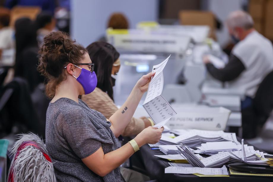 САД: Судот во Пенсилванија донесе одлука во корист на Трамп во врска со гласањето