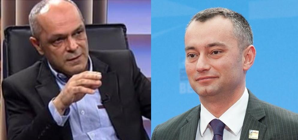 ЈАНЕВСКИ ДО БУГАРСКИОТ МИНИСТЕР ЗА НАДВОРЕШНИ УШТЕ ВО 2012 ГОДИНА: Ви ја крадеме историјата? Како не ти е срам да бидеш грчки потрчко?!