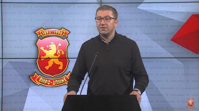 """МИЦКОСКИ ЗА НАЗНАЧУВАЊЕТО НА БУЧКОСКИ: Тешко на Македонија ако решението е тандемот """"лепливи прсти"""" Заев-Бучковски"""