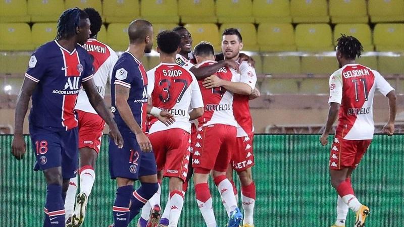 Лига 1: Монако по голем пресврт го совлада ПСЖ со 3:2