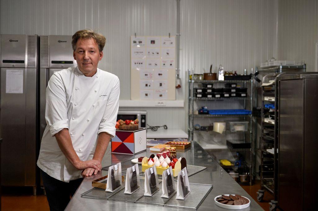 ВПС: Белгиецот Пјер Марколини е најдобар слаткар во светот