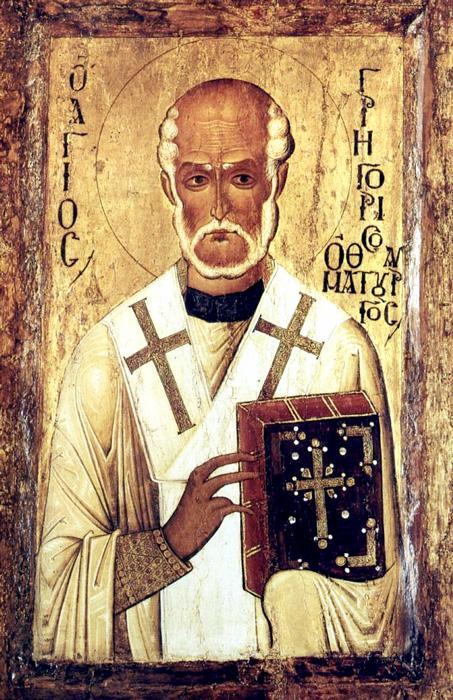 СВ. ГРИГОРИЈ ЧУДОТВОРЕЦ: Божји човек и голем чудотворец, нарекуван втор Мојсеј