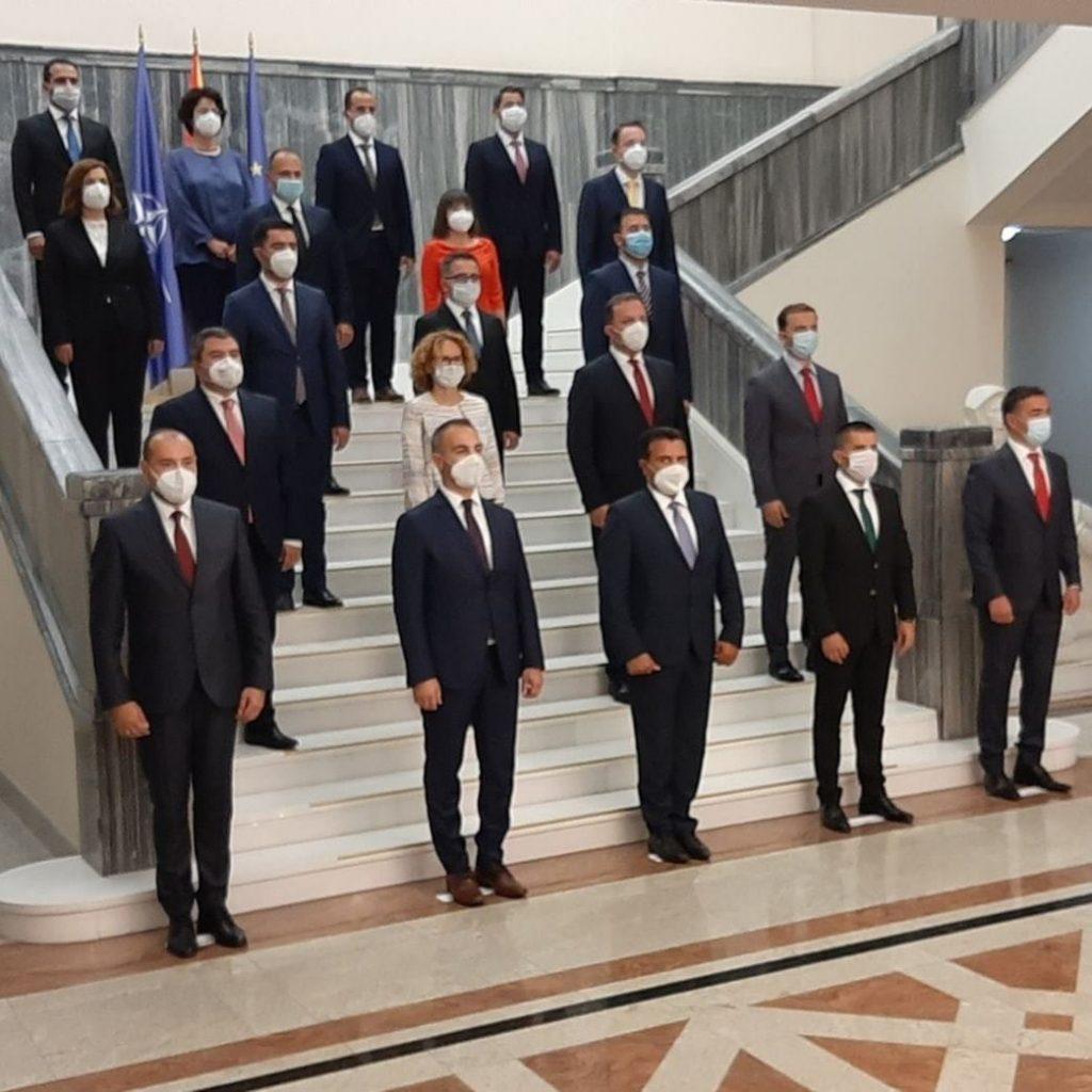 Влада: Онлајн седница за Законот за трговските друштва и за фискалната децентрализација