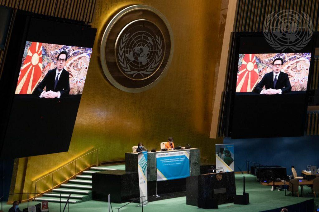 ПЕНДАРОВСКИ ОНЛАЈН ВО ОН: Пандемијата ги разоткри системските слабости и нееднаквости во нашиот свет