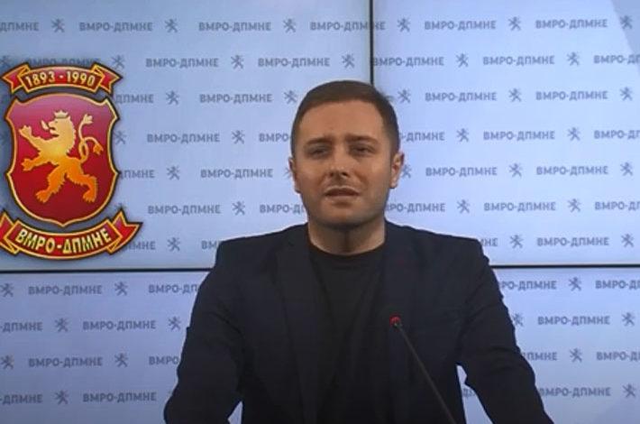 АРСОВСКИ: Дел од 200.000 евра од ФИТР завршија кај советник на СДСМ од Град Скопје?