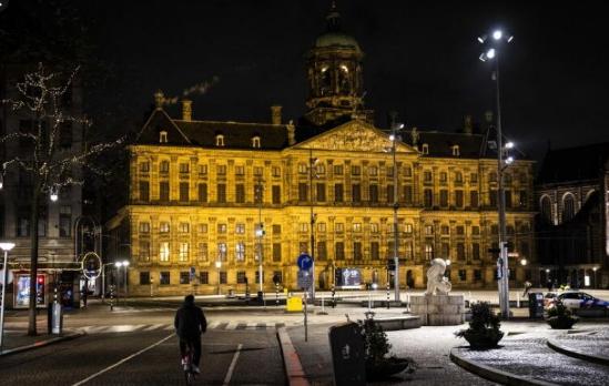 Холандија првпат воведува полициски час по Втората светска војна