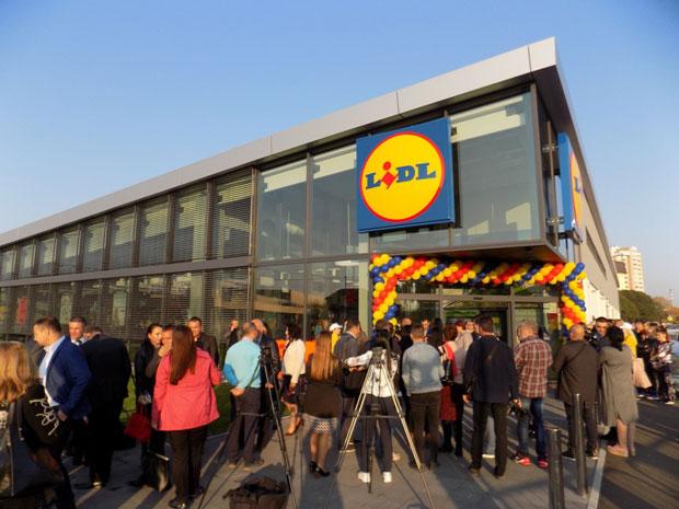 Лидл и во Македонија: Најавено отворање супермаркет, регистрирана подружница
