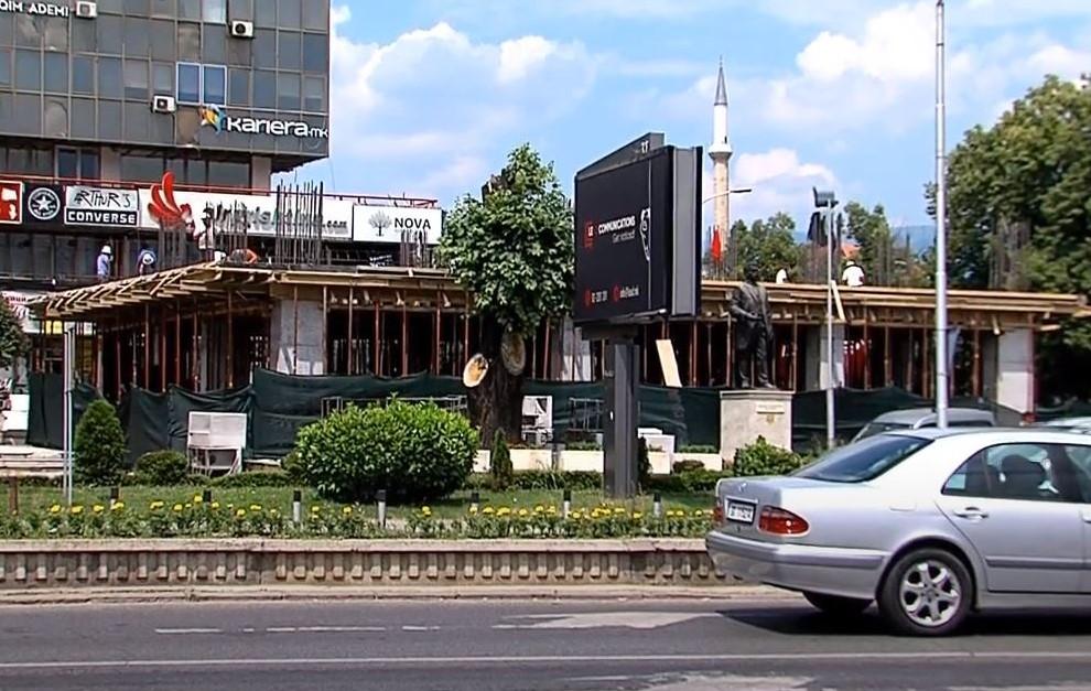 ЗЕЛЕНО, ЗЕЛЕНО Е СЕ: Шилегов не запира, ќе гради трет парк и на покривот од ТЦ Мавровка