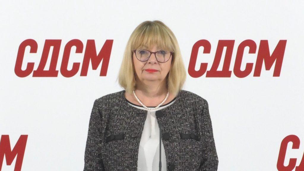 СДСМ: Пописот ќе го спроведеме заедно со граѓаните, за нас нивниот интерес е на прво место