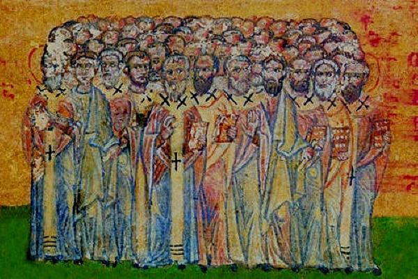КАЛЕНДАР НА МПЦ: Денеска е Собор на 70 Апостоли