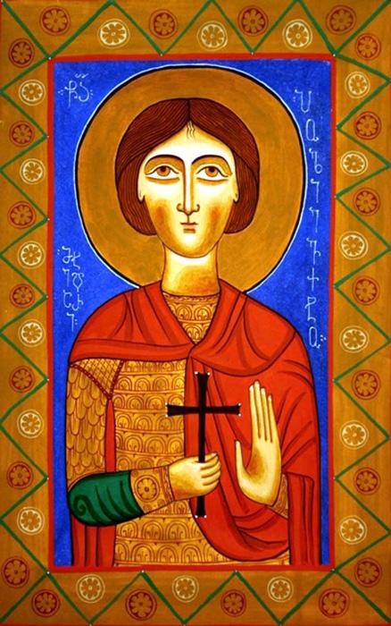 КАЛЕНДАР НА МПЦ: Денеска е Св. маченик Полиевкт, римски војник погубен оти стана христијанин