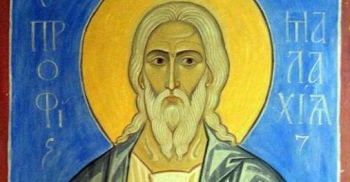 КАЛЕНДАР НА МПЦ: Денеска е Св. пророк Малахиј и св. маченик Гордиј