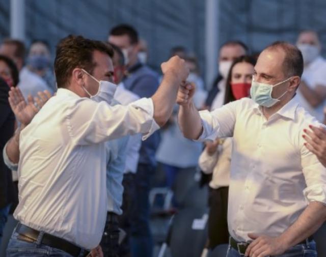 СТОИЛКОВСКИ: Филипче и Заев мора да одговараат за ширење лажни вести за вакцините