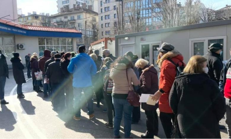 Ковид во Бугарија: 1.925 новозаразени во последните 24 часа