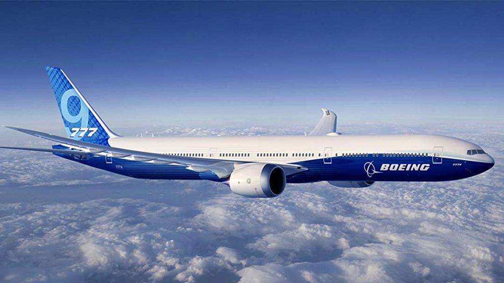 По истрагата во Боинг: Приземјување на сите авиони 777 поради абење на металот