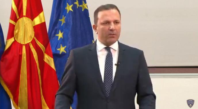 ВМРО-ДПМНЕ: Во јануари 2019 година министер е Спасовски, не Чулев