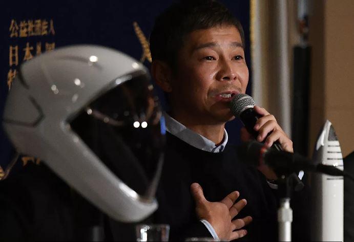 Оглас од милијардерот Јусаку Маезава: Барам осум лица за пат околу Месечината со Спејс-Икс