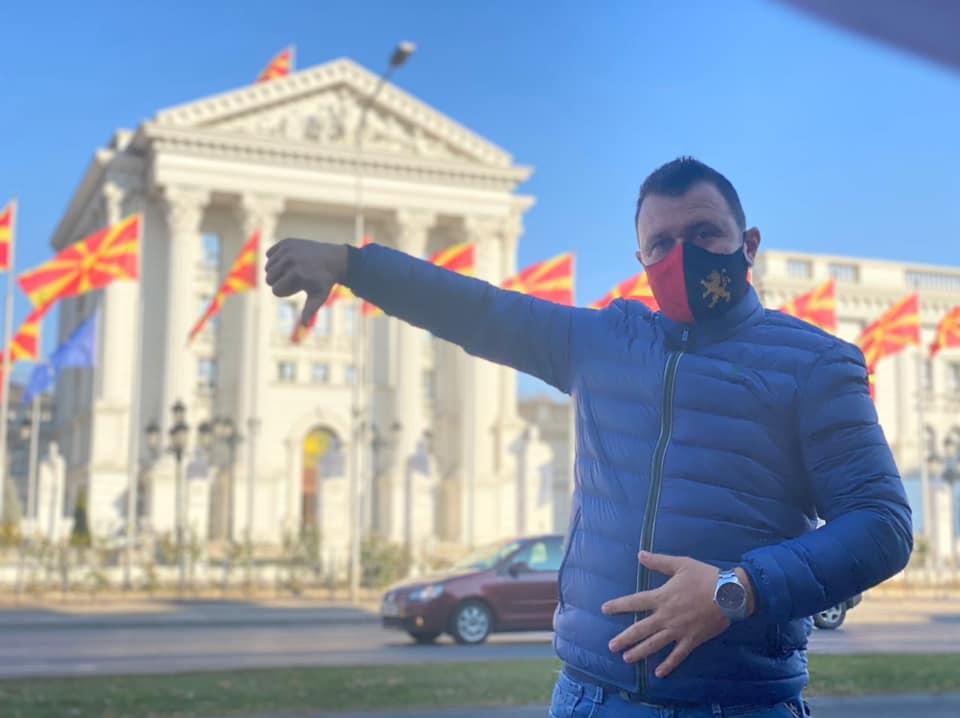 МИХАИЛОВ, ВМРО-ДПМНЕ: Тодоров, како од министер Смрт стана стратег на Заев?