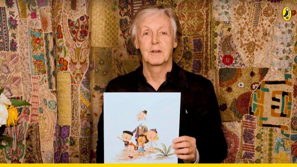 Нова сликовница за деца од Пол Макартни: Зелената подморница на дедо Фраер