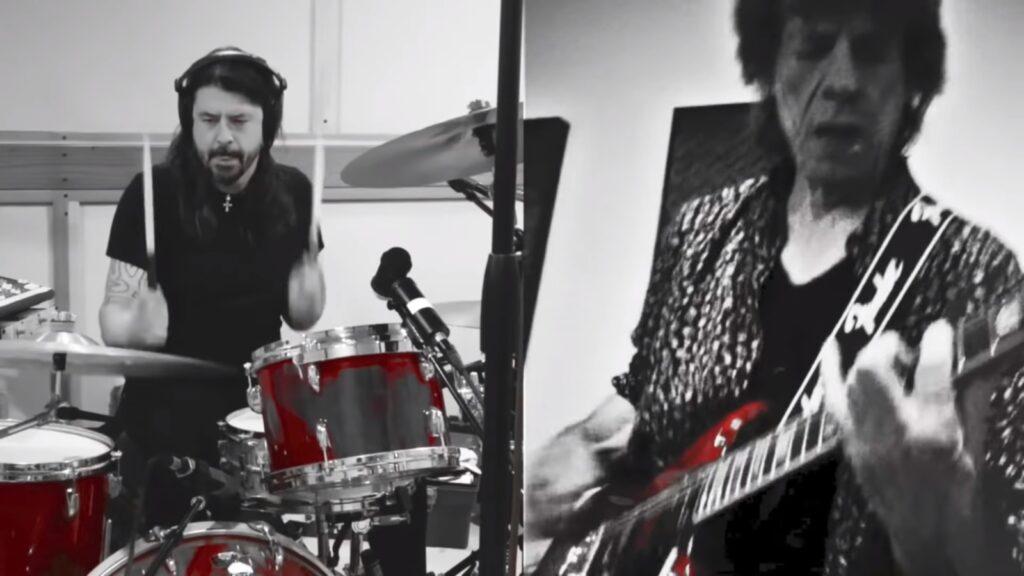ПОСТ-ПАНДЕМИСКА ХИМНА: Мик Џегер и Дејв Грол ја објавија Eazy Sleazy на Јутјуб