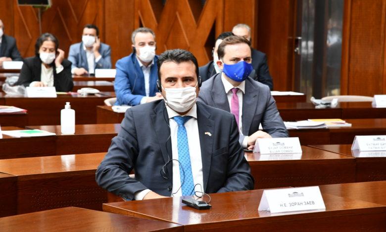 СОБРАНИЕ: Џафери и власта итно најдоа кворум за доверба на Заев, но не и за антикризниот пакет