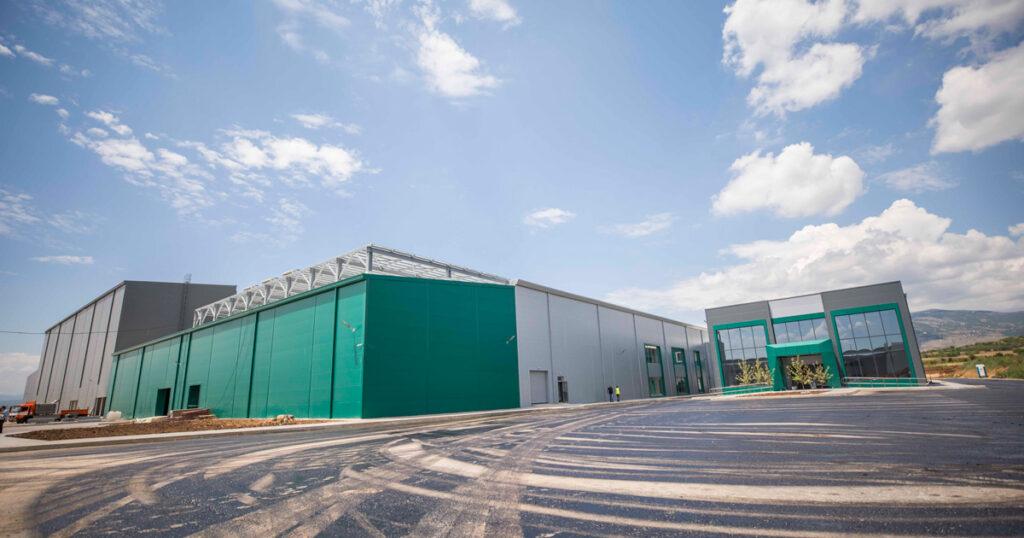 """ТИРЗ СКОПЈЕ: """"Гересхајмер"""" отвори фабрика во Бунарџик со 400 работни места"""