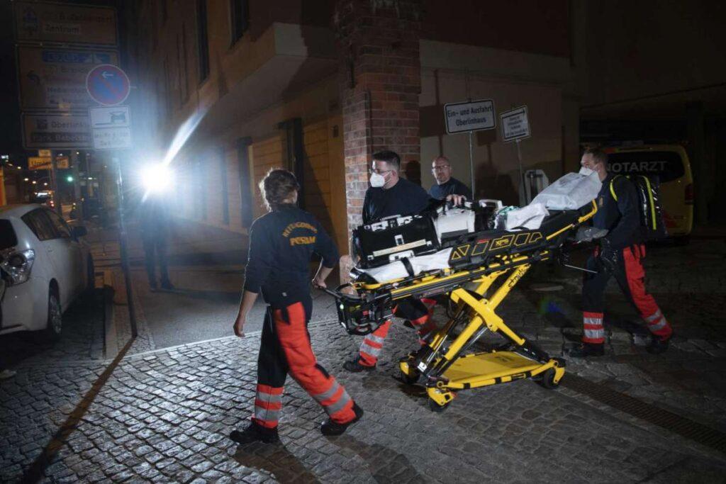 Германија: Убиени четири лица во болница во Подсдам, осомничена и уапсена е една жена