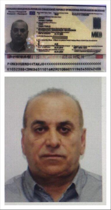 """МАКЕДОНСКИ """"ИДЕНТИТЕТ"""" ЗА СВЕТСКИ МАФИЈАШИ: Италијански мафијаш, баран од повеќе земји, добил пасош од МВР пред 2 години"""