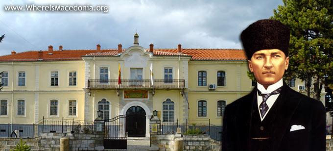"""ОД МИНАТОТО ВО ТИКВЕШКО: Атанас од Дабниште го спасил Ататурк, за што од Таткото на Турција за подарок добил и пушка """"винчестер"""""""