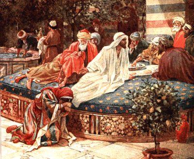 ОРИГИНАЛНИТЕ ЕВАНГЕЛИЈА, СЕПАК, НЕ БИЛЕ НАПИШАНИ НА СТАРО-ГРЧКИ ЈАЗИК?: Исус не вечерал со Симон Лепрозниот туку со Симон грнчарот!?