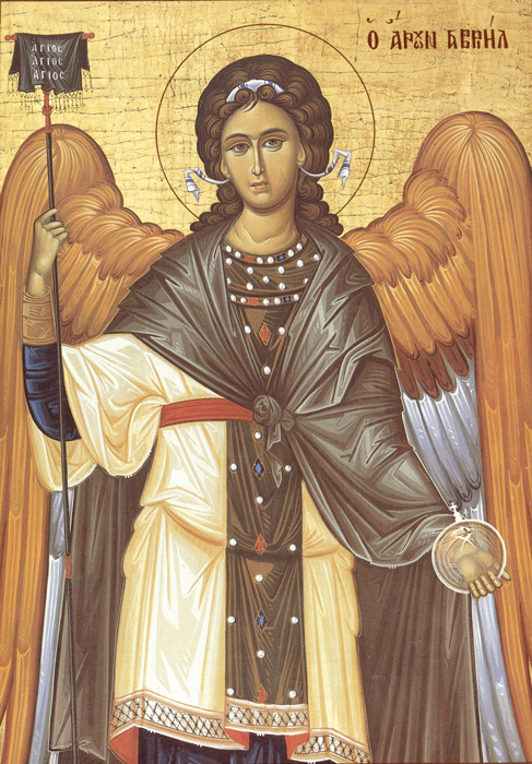 СВ. АРХАНГЕЛ ГАВРИЛ: Еден од седумте серафими најблиски до Бога