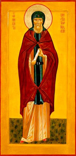 СВ. НИКИТА ИСПОВЕДНИК: Беше затворен и мачен, но не се поколеба во Православието