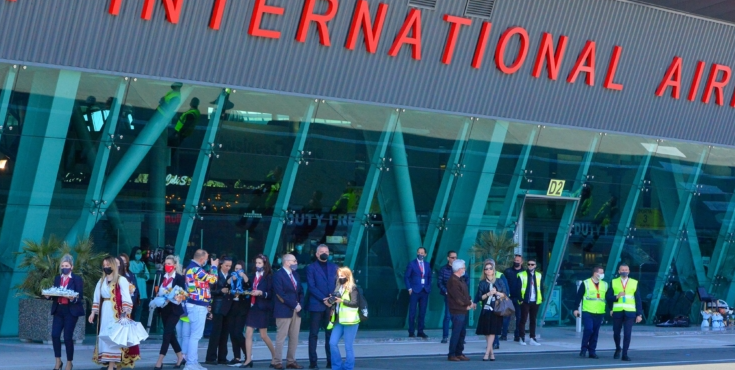 Албанија: Продолжува штрајкот на контролорите за летање на аеродромот во Тирана