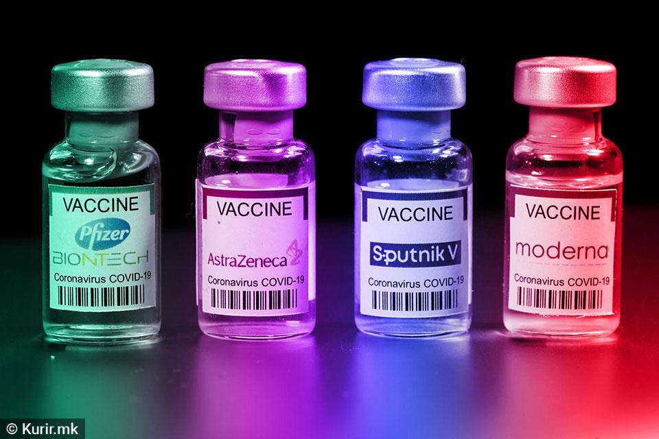 ИСТРАЖУВАЊЕ: Која вакцина штити најбрзо, а која најдолго?