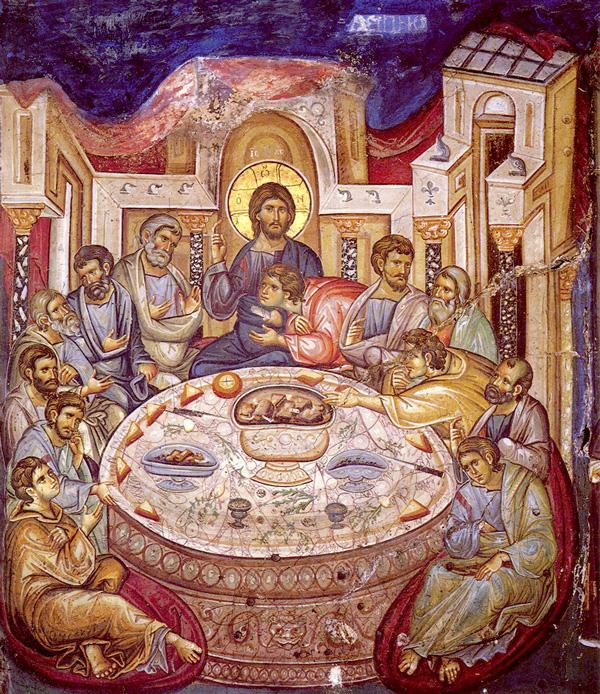 ДЕНЕСКА Е ВЕЛИЧЕТВРТОК: Јуда му се приближи на Исуса Христа, го целива и со тоа на војниците им даде знак дека е тој