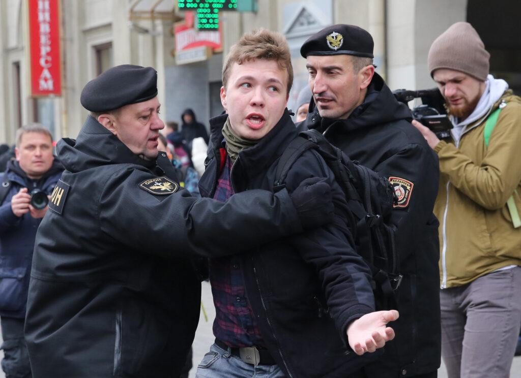Белорусија: Побарана забрана за работа на водечкото здружение на новинари