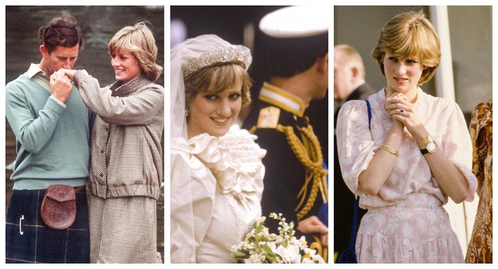 Љубовна приказна од дворецот: Пред Дајана, принцот Чарлс запросил своја роднина