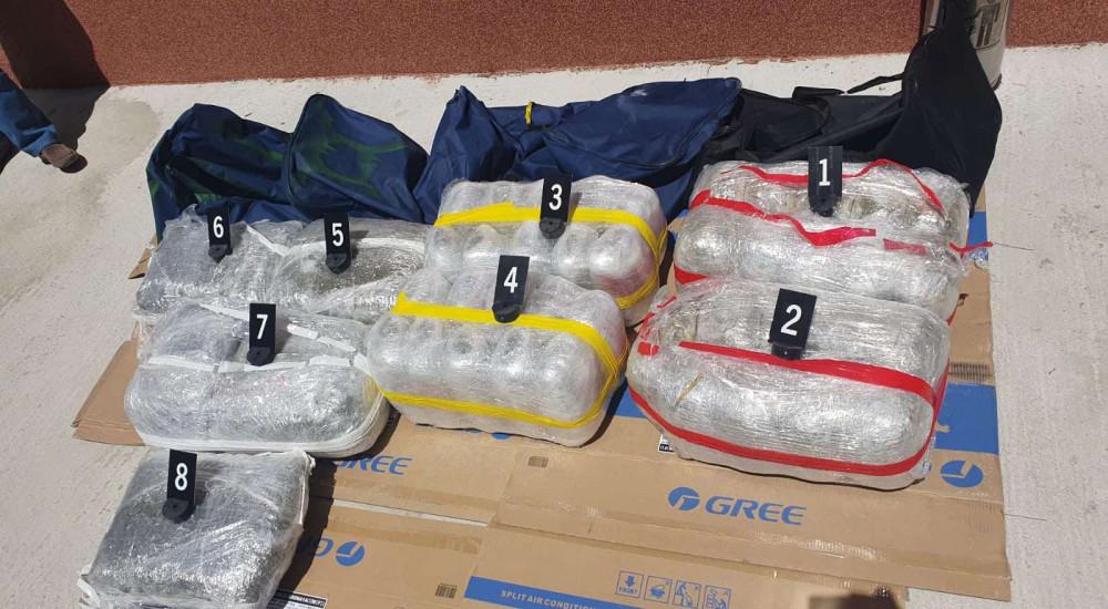 Разбиена меѓународна нарко мрежа, 38 уапсени во Албанија, Црна Гора, Шпанија и Италија