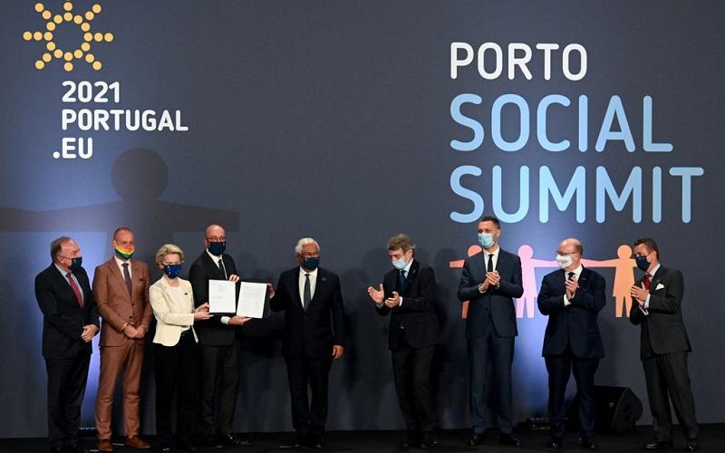 ЕУ: Европските лидери ветија нови работни места и дека ќе ја намалат сиромаштијата