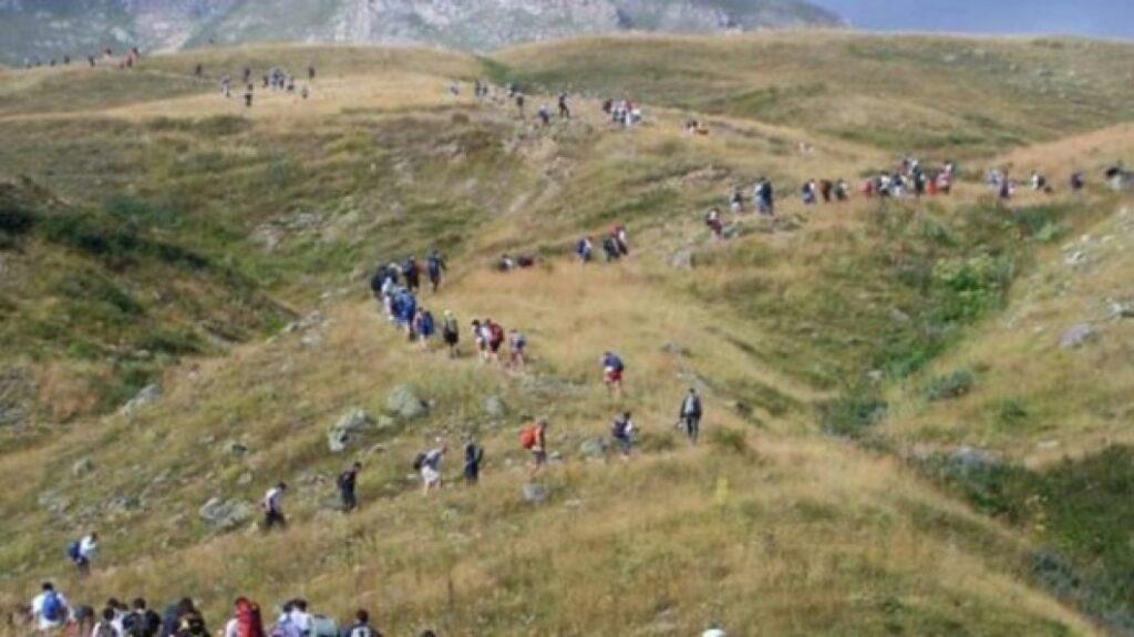 МАКЕДОНСКИ ПЛАНИНИ: Голак е мала планина со многу лековити билки каде се уште царува орелот