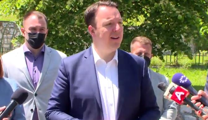 Делегација на ВМРО-ДПМНЕ со Николоски ќе оди во Крушево, но независно од Пендаровски