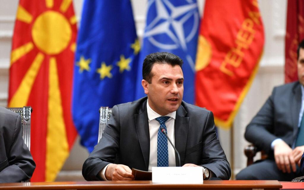 """Заев за """"Еуроњуз Албанија"""": Не ни требаат нови граници, 21 век е!"""